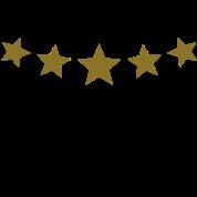 Maglietta con 5 stelle cucinare cuoco cappello da chef for Cucinare da chef