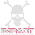 Impact SKULL & TEXT