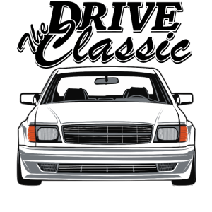 W126 drive the classic