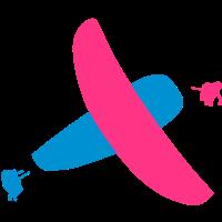acro paragliding