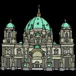 Berliner Dom c