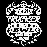 TRUCKER LKW Fahrer - Lastwagenfahrer Geschenk