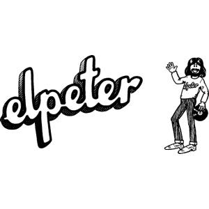Elpeter Tekst Logo 2
