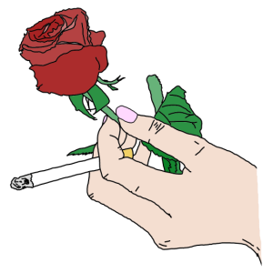 roses cigarettes
