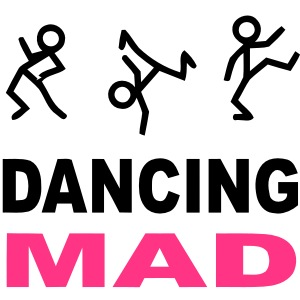 Dancing Mad Ladies T-shirt