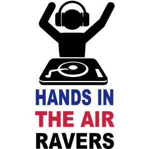 Hands in the Air DJ Raver
