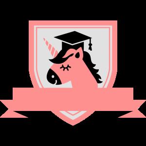 Einhorn-Absolvent