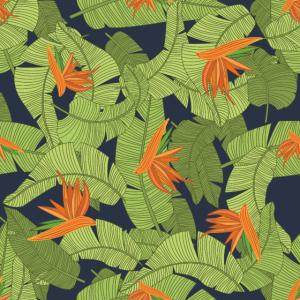 Dschungel-Muster