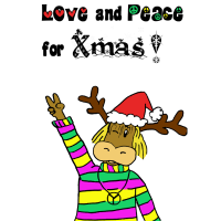 Love and Peace for Xmas