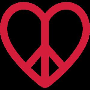 Friedensherz