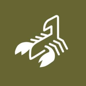 "Logo Serie ""Escorpiones de Acero"""