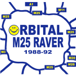 Orbital M25 Acid Hosue Raver