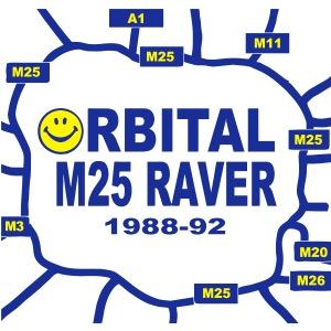 Orbital M25 Acid Hosue Raver