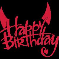 Geburtstagsteufel
