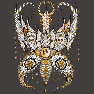 Papillon Lilou Dore