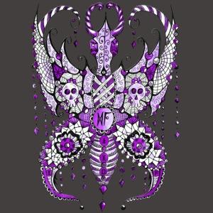 Papillon Lilou Violet