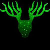 Deer Ökologie flach