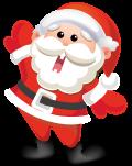 Motif Père Noël