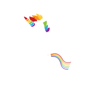 Dabbing Unicorn Tanzen Regenbogen Fabelwesen Pferd