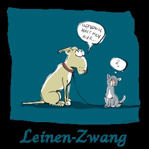 Leinen-Zwang