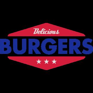 Leckere Burger
