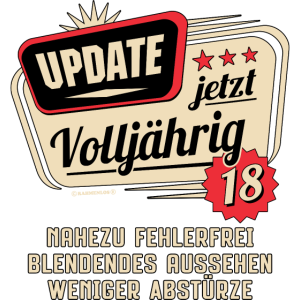 Update Version 18. Fehlerfrei Abstürze 18ter