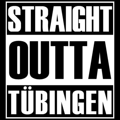 Straight Outta Tübingen - Tübingen ist deine große Liebe? Dann ist dieses Design perfekt für dich als stolzen Tübinger. Die Unistadt ist deine Heimat und du liebst deine Stadt! Straight outta Tübingen! Perfekt für Schwaben. - universität,baden-würtemberg,heimat,schwaben,stadt,bezirk,geschenk,stolz,straight outta,tübingen