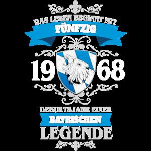 BAYRISCHE LEGENDE - 50 - 1968