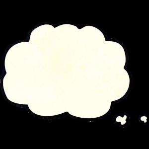 Gedankenblase
