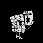 Puzzle Missing, Vermißt ein stück seiner selbst