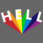 Hell Rainbow White