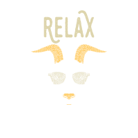 Wortspiel Relax I've Goat This