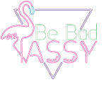 BE BAD ASSY t-shirts