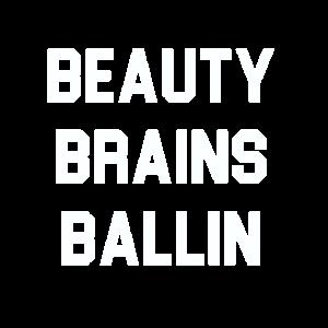 Schönheits-Gehirne Ballin