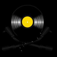 Vinyl Schallplatte Scull & Bones