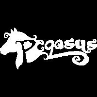 Pegasus-Weiß-Logo