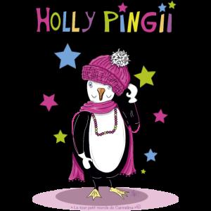 HOLLY PINGII rosa