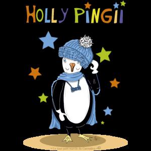 HOLLY PINGII blau