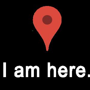 Ich bin hier