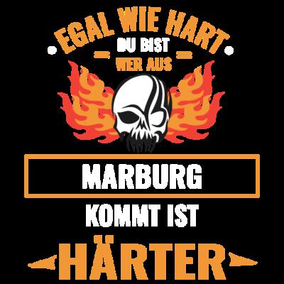 MARBURG - Egal wie hart du bist MARBURG ist HÄRTER - MARBURG - Egal wie hart du bist MARBURG ist HÄRTER. Unsere Stadt ist die schönste beste und tollste in ganz Deutschland - Großstadt Motive für Einwohner - Lustige Sprüche Deutsche Stadt Städte - - und bin härter,perfekt,ich bin aus,egal wie hart du bist,Stolz,Stadt,Sprüche,Spruch,Party,Orte,MARBURG,Länder,Job,Humor,Heimatstadt,Heimat,Großstadt,Geschenkidee,Geschenk,Geburtstag,Deutschland,Deutsche Städte,Beruf,Arbeit