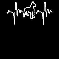 Dog 2 Hobby Heartbeat Gift