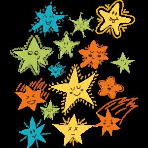 Sterne Sammlung