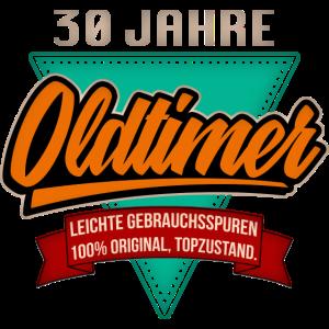Oldtimer 30 Jahre