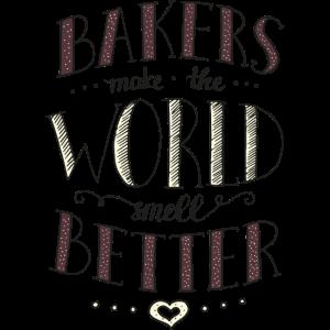 Bäcker lassen die Welt besser riechen