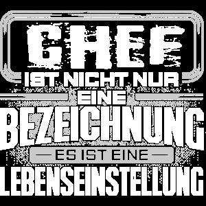 CHEF - Leben