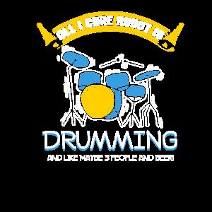 Drumming - Gift - Shirt