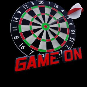 Bullseye Darts Spiel am