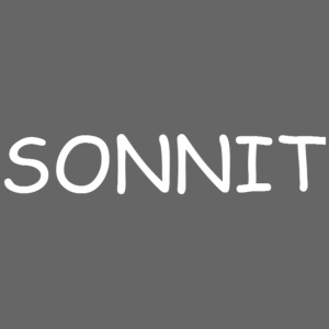 SONNIT WHITE OVER RED