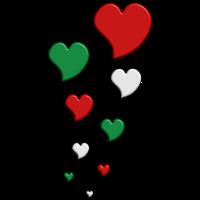 Baskische Herzen