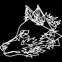 Grafik-Wolf